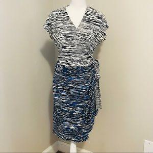 Maggy London Wrap Dress